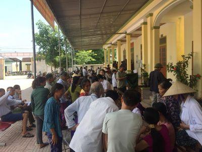 Nghệ An: 600 người dân nghèo huyện Thanh Chương được khám bệnh, cấp thuốc miễn phí - ảnh 1