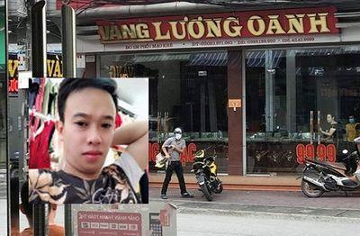 Vụ cướp tiệm vàng ở Quảng Ninh: Nghi phạm bị bắt tại Hải Phòng - ảnh 1