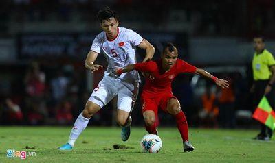 Những hình ảnh không thể bỏ lỡ trận đấu Việt Nam - Indonesia - ảnh 1