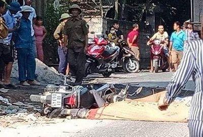 Tin tức tai nạn giao thông mới nhất hôm nay 21/10/2019: Người phụ nữ bị tàu hỏa tông tử vong - ảnh 1