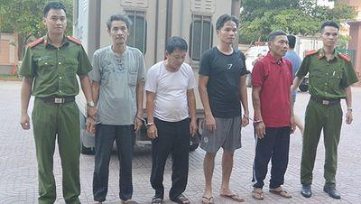 Tóm gọn 6 đối tượng trốn nã ở các tỉnh phía Nam và Tây Nguyên - ảnh 1