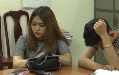 """Bắt gọn 7 """"nam thanh nữ tú"""" mang ma túy từ Quảng Nam ra Đà Nẵng để tổ chức tiệc """"bay lắc"""" - ảnh 1"""