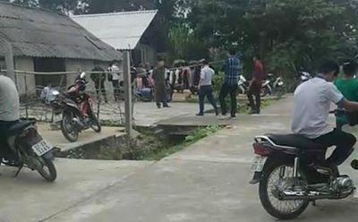 Tuyên Quang: Bàng hoàng phát hiện 3 cha con tử vong trong tư thế treo cổ - ảnh 1