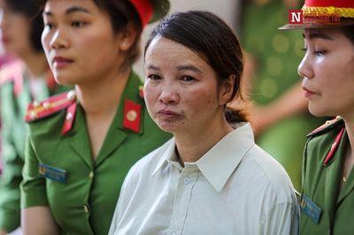 Mẹ nữ sinh giao gà bị sát hại ở Điện Biên lĩnh án 20 năm tù - ảnh 1