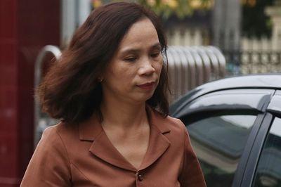 Vụ gian lận điểm thi ở Hà Giang: Bà Triệu Thị Chính kháng cáo - ảnh 1