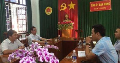 Bất nhất bằng cấp của nguyên Phó ban Dân vận Tỉnh ủy Đắk Nông - ảnh 1