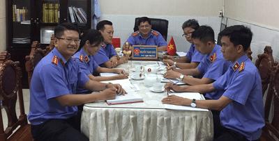 Chi hội Luật gia VKSND TP.Cần Thơ gắn công tác Hội với hoạt động chuyên môn, nghiệp vụ - ảnh 1