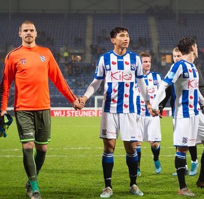 Đoàn Văn Hậu tiếp tục dự bị trong trận đấu mới của SC Heerenveen - ảnh 1
