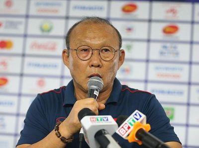 """HLV Park Hang Seo: """"Chúng tôi muốn thắng Indonesia trong trận chung kết SEA Games 30"""" - ảnh 1"""