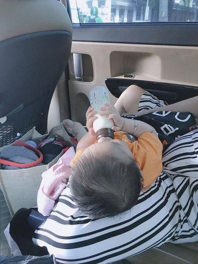 """""""Mỹ nhân chuyển giới"""" Lâm Khánh Chi: """"Em bé làm trọn vẹn giấc mơ đàn bà của tôi"""" - ảnh 1"""