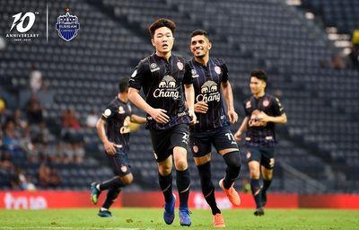 Lập siêu phẩm, Xuân Trường được vinh danh trong đội hình tiêu biểu Thai League - ảnh 1