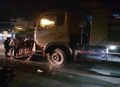 Xe tải chay vào giờ cấm gây tai nạn, thiếu nữ 19 tuổi tử vong thương tâm dưới gầm xe - ảnh 1
