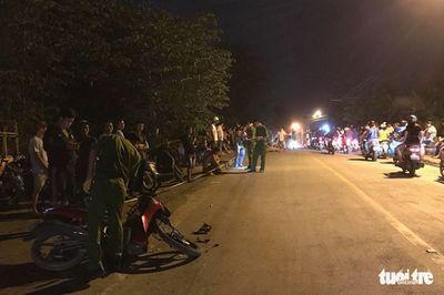 Vụ bé gái bị container cán chết tại Đồng Nai: Người cha nén nỗi đau làm chỗ dựa cho vợ - ảnh 1