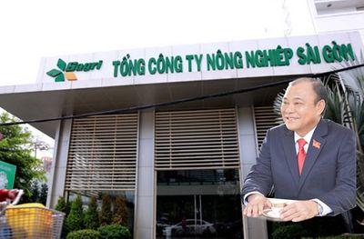 Cách chức ông Lê Tấn Hùng - Tổng giám đốc SAGRI vì loạt sai phạm nghiêm trọng - ảnh 1
