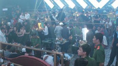 Đồng Nai: Phát hiện gần 200 nam nữ thanh niên phê ma túy tại quán bar - ảnh 1