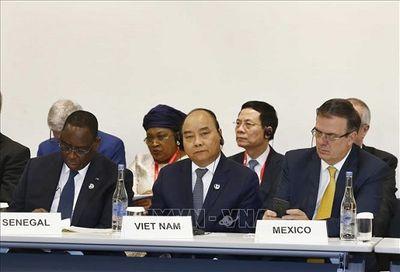Thủ tướng Nguyễn Xuân Phúc dự Hội nghị cấp cao G20 - ảnh 1