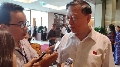 Bộ trưởng Công an Tô Lâm nói gì về việc bắt đại gia xăng dầu Trịnh Sướng? - ảnh 1