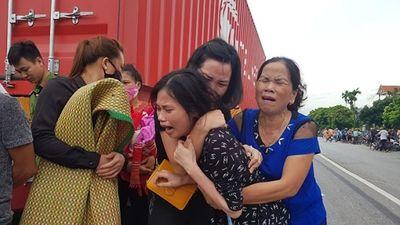 Vụ tai nạn 5 người tử vong tại Hải Dương: Tang thương bao trùm làng quê nhỏ - ảnh 1