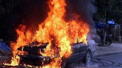 Chủ sở hữu xe bị cháy do xăng giả có thể yêu cầu đường dây của Trịnh Sướng bồi thường? - ảnh 1