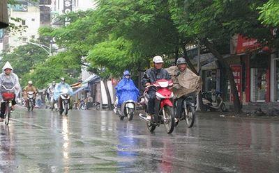 Tin tức dự báo thời tiết mới nhất hôm nay 21/8/2019: Bắc Bộ nhều nơi mưa to - ảnh 1