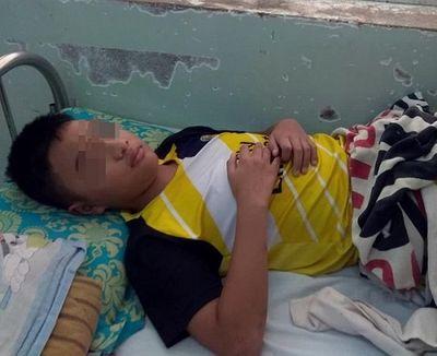 Khởi tố thầy tu đánh đập dã man bé trai 11 tuổi tại Bình Thuận - ảnh 1