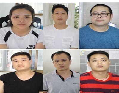 Đà Nẵng: Bắt 5 người Trung Quốc thuê bé gái đóng phim đồi trụy - ảnh 1