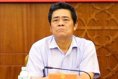 Bí thư Tỉnh ủy Khánh Hòa xin nghỉ hưu trước tuổi vì lý do sức khỏe - ảnh 1