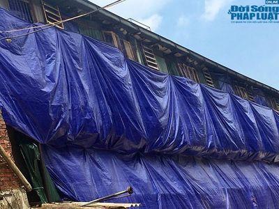 Sau vụ cháy công ty Rạng Đông: Những tàn tích được dọn dẹp gọn gàng - ảnh 1