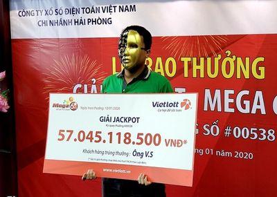 Lộ diện tài xế Grabbike người Ninh Bình trúng giải Jackpot của Vietlott hơn 57 tỷ đồng - ảnh 1