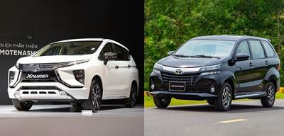 Toyota Avanza và Mitsubishi Xpander một lối đi, hai số phận - ảnh 1