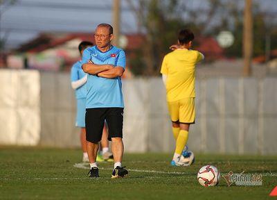 Trước trận gặp UAE, HLV Park Hang Seo nhận tin không vui từ cầu thủ U23 Việt Nam - ảnh 1