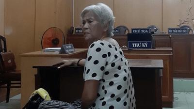 Bản án cho cụ bà 65 tuổi nhẫn tâm tưới xăng thiêu chị và cháu gái - ảnh 1