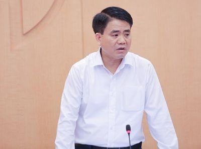 """Chủ tịch Hà Nội: Còn khoảng 20 trường hợp dương tính Covid-19 """"đang lang thang trên địa bàn"""" - ảnh 1"""
