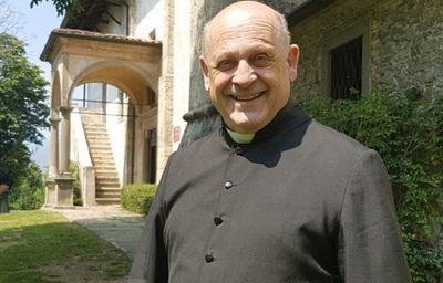 Linh mục người Italy nhiễm Covid-19 qua đời sau khi nhường máy thở - ảnh 1