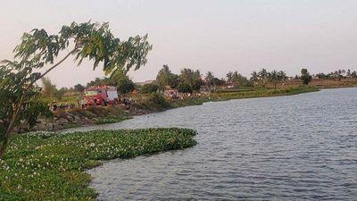 Gia Lai: Lật thuyền ở hồ thủy điện, 3 người tử vong thương tâm - ảnh 1