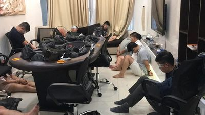 Bất ngờ đột kích biệt thự ở Thảo Điền, phát hiện bí mật kinh hoàng - ảnh 1