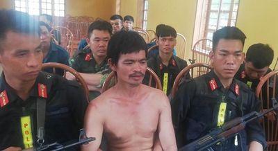Vụ sát hại hàng xóm ở Sơn La: Nghi phạm ra tay vì nghi nạn nhân có quan hệ bất chính với vợ mình - ảnh 1