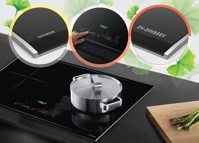 Bếp từ Chef's EH-DIH888V – Trợ thủ đắc lực cho cánh nội trợ  - ảnh 1