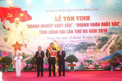 Đồng Nai vinh danh Nestlé Việt Nam Doanh nghiệp Xuất Sắc Của Tỉnh  - ảnh 1