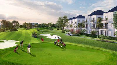 Sức hút khó cưỡng của bất động sản sân golf ven đô  - ảnh 1