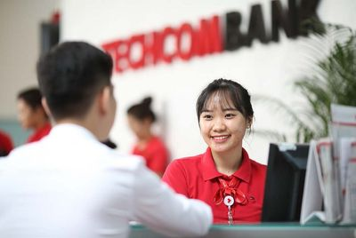 """Techcombank – Ngân hàng Việt Nam duy nhất được vinh danh cúp vàng giải thưởng quốc tế """"The Stevie Awards for great employers""""  - ảnh 1"""