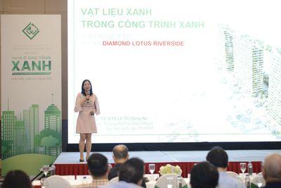 Phúc Khang mang dự án xanh điển hình theo tiêu chuẩn quốc tế đến tuần lễ kiến trúc xanh Việt nam 2019  - ảnh 1