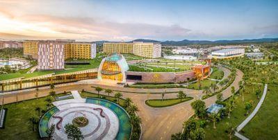 Khám phá Vinpearl Phú Quốc, nơi tổ chức giải thưởng du lịch lớn nhất thế giới  - ảnh 1