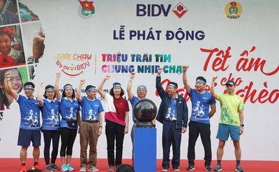BIDV: Giải chạy online khởi động ấn tượng với hơn 16.000 người đăng ký tham gia  - ảnh 1