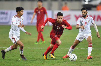 Nhìn từ chiến thắng UAE: Nền tảng thể lực – bệ phóng cho đội tuyển Việt Nam  - ảnh 1