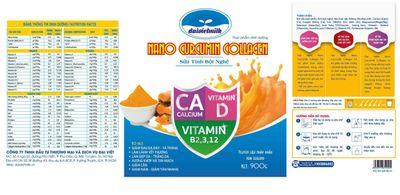 Sữa Nghệ Nano Curcumin Collagen - Những công dụng tuyệt vời trong làm đẹp và bảo vệ sức khỏe - ảnh 1