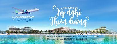 Tận hưởng kì nghỉ thiên đường cùng combo bay - nghỉ dưỡng của Bamboo Airways  - ảnh 1