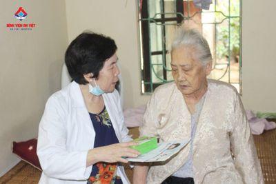 Bệnh viện đa khoa An Việt tích cực công tác thiện nguyện, phát triển chuyên môn - ảnh 1
