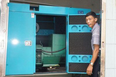 Công tác bảo trì, kiểm tra phương tiện phòng cháy, chữa cháy được thực hiện thường xuyên tại Trung tâm Y tế Tam Nông - ảnh 1