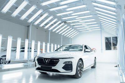 VinFast đã sẵn sàng bàn giao xe ô tô Lux cho khách hàng  - ảnh 1